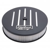 Edelbrock 41663 Racing Black Finned Air Cleaner.jpg