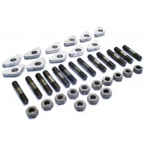 "Engine Manifold Stud, Nut and ""D"" Washer Kit : suit Hemi 6 & Slant 6"