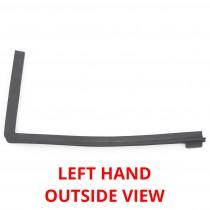 Rear Opening Quarter Glass Seal (left hand) : suit VJ/VK/CL Charger
