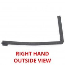 Rear Opening Quarter Glass Seal (right hand) : suit VJ/VK/CL Charger