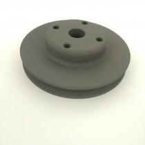 Billet Steel Water Pump Pulley : suit Small Block Thermal Fan Clutch Hub