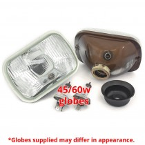 Rectangle VG VH Headlamp Headlight Set 45-60w globes IMG_6608 Small.jpg