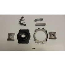 USA Mopar Steering Coupling Repair Kit : With Black Boot