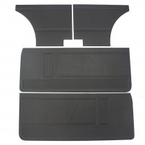 Charger RT Door Card Trim Set X1 Black No Silver IMG_7586 Small.jpg