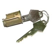 Ignition Barrel Lock Cylinder W/ Keys : suit RV1/SV1/AP5/AP6/VC/VE/VF/VG