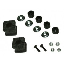 Rubber Swaybar Bushing Kit : 1965-74 C-Body