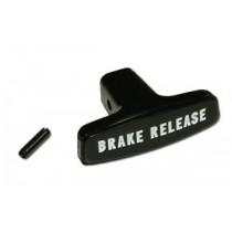Parking Brake Release Handle : 1966-74 B-Body & 1970-74 E-Body