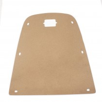 Bucket Seat Backing Board : suit All VH/VJ/VK/CM Sedan/Ute/Wagon/Charger : (With Ashtray Hole)