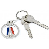 Six Cylinder Emblem Key Tag Enlarged IMG_3632.jpg