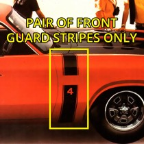 Charger RT Six Pack Front Guard Stripes Only 4-Speed.jpg