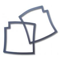 Rear Indicator Lens Seal : suit VF Sedan (Lens to Housing)