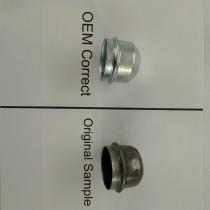 OEM HEIGHT : Front Wheel Bearing Grease Dust Cap : suit RV1/SV1/AP5/AP6/VC/VE/VF Drum/Disc Brakes, & VG/VH/VJ Drum Brakes