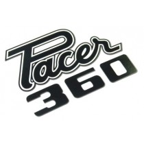 """Custom """"Pacer 360"""" Body Decal"""