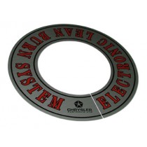 """Electronic Lean Burn System"" Air Cleaner Decal : CL/CM"