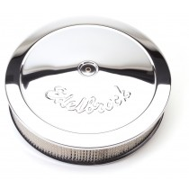 Edelbrock 1207 Air Cleaner Chrome Front.jpg
