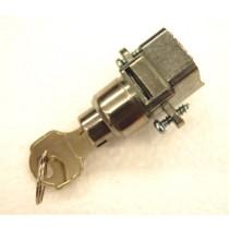Floor Console Door Lock : 1968-74 B & E-body