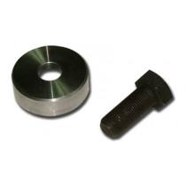 Harmonic Balancer Retainer Bolt and Washer Package : Hemi 6 (215/245/265)