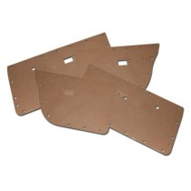 Door Card Backing Board Front & Rear Set : VE/VF/VG Sedan/Wagon