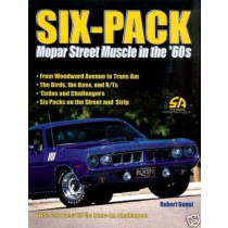 Six-pack: Mopar street muscle in the '60s Book