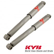 KYB Gas-a-just Shock Absorber Set : RV1-CM (rear)