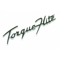 Torqueflite (Trunk) / Boot Lid Badge : SV1