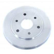 Air Con/Power Steering Alloy Balancer Pulley : Suit Slant 6