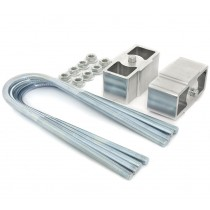 1 Inch Lowering Block Kit : Suit VH-CM : 75mm Differential Tube