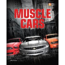 "Paperback Book ""Muscle Cars : First Gear"" BY Mike Mueller"