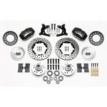 53582 Wilwood Dynalite Pro Disc Brake Conversion Drilled RV1-CM Drum Stub Axle.jpg