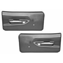 Door Panel Set : 1970-74 Plymouth Barracuda