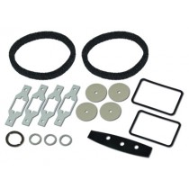 Exterior Body Gasket & Seal Package : 1972-74 Plymouth Barracuda