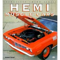 Hemi Muscle Cars : by Robert Genat