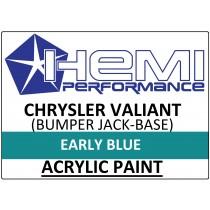 Restoration Acrylic Pressure Pack : Bumper-Jack Base (early Chrysler Blue)