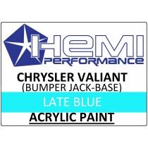 Restoration Acrylic Pressure Pack : Bumper-Jack Base (late Chrysler Blue)