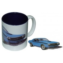 Coffee Mug : Mopar Muscle Collector Series (1971 Dodge Challenger R/T)