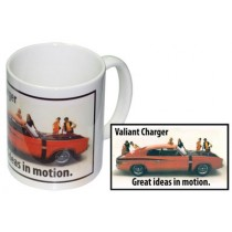 Coffee Mug : Charger - Great Ideas In Motions