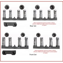 Lifter Set with link bars (16) : MDS Type : Suit 2006 - 2014 HEMI 5.7L & 6.1L  (CHRYSLER-JEEP-DODGE RAM)
