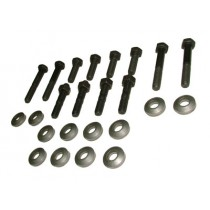 Restoration Exhaust Manifold Fasteners Package : 340/360 Small-block