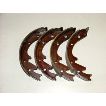 Rear Brake Shoe Set : Chrysler Centura