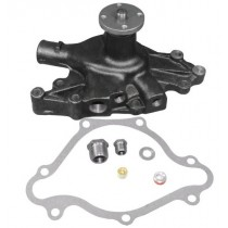 Water Pump, Cast iron : Special 3x Outlet Type : Suit Small Block (Dodge Truck)