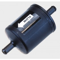 External Inline Magnetic Transmission / Power Steer Fluid Inline Filter : 5/16