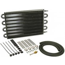 Derale Automatic Transmission Oil Cooler Kit : Large Rectangular