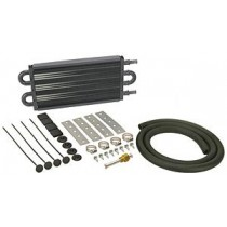 Derale Automatic Transmission Oil Cooler Kit : Extra Small Rectangular