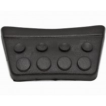 Rubber Brake/Clutch Pedal Pad : suit RV1/SV1/AP5/AP6/VC, 1962-66 A/B-Bodies (manual)