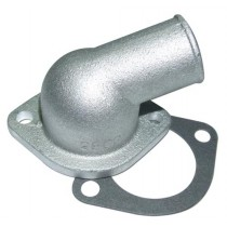 Thermostat Housing: Dodge & Plymouth small-block: dealer-air fitment