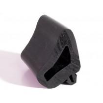 Under Bonnet Side Rubber : Rubber : Suit VC (inner guard bump stop)