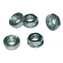 Free Spinning Washer Nut : 1/4''