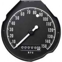 Rallye Dash Speedometer Gauge : 1968-70 B-body