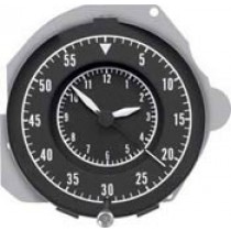 Rallye Dash Clock Gauge : 1968-70 B-body