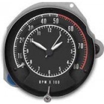 Rallye Dash 'Tic Toc Tac' Gauge : 1968-70 B-body